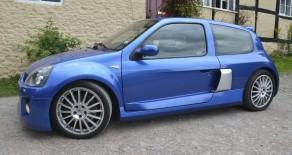 Renault CLIO V6 Sport