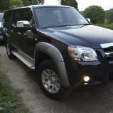Mazda BT-50 4×4 in Manufacturer's warranty until FEB 28th 2012