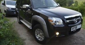 Mazda BT-50 4&#215;4 in Manufacturer&#8217;s warranty until FEB 28th 2012