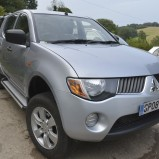 Mitsubishi L200 4Life Air Con Alloys Electric Windows ONLY 23,000 Warrantied Miles