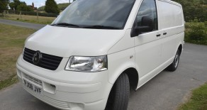VOLKSWAGEN TRANSPORTER 1.9TDI T5 PD 102PS SOUNDPROOF+NEW CAM BELT FITTED+ Diesel