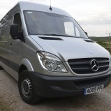 MERCEDES-BENZ SPRINTER 3.5T HIGH ROOF VAN ++315CDI LWB++ IN WARRANTY Diesel