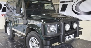 LAND ROVER DEFENDER XS 90 STATION WAGON TDCI 2.4