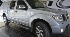 2008 NISSAN NAVARA DOUBLE CAB PICK UP OUTLAW 2.5DCI 169 4WD